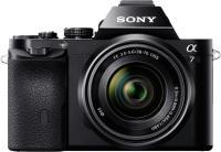 Зеркальный фотоаппарат Sony ILCE-7KB Kit (FE 28-70/3.5-5.6 OSS) -