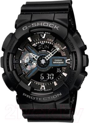 Часы наручные мужские Casio GA-110-1BER