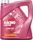 Моторное масло Mannol Racing+Ester 10W60 / MN7902-4 (4л) -