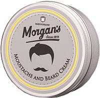 Крем для бороды Morgans Moustache & Beard Cream (75мл) -