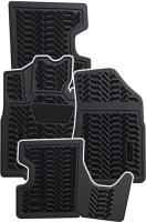 Коврик для багажника AVS для Lada Largus / A78529S (4шт) -