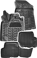 Комплект ковриков для авто AVS для Renault Sandero 2/Stepway / A78746S (4шт) -