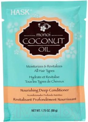 Маска для волос HASK Питательная с кокосовым маслом (50мл)