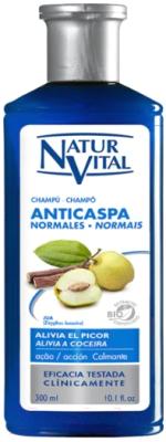 Шампунь для волос Natur Vital Anti Dandruff против перхоти для нормальных волос (100мл)