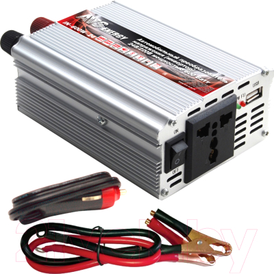 Автомобильный инвертор AVS IN-600W-24/ A07044S