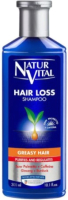 Шампунь для волос Natur Vital Hair Loss Shampoo Greasy Hair (100мл) -