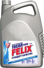 тосол felix euro 5 л Тосол FELIX Euro -35 / 430207016