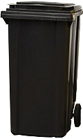 Контейнер для мусора Plastik Gogic 120л (серый) -