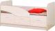 Кровать-тахта Олмеко Дельфин 06.222 160 (дуб линдберг) -