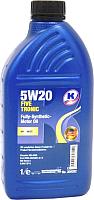 Моторное масло Kuttenkeuler Five Tronic 5W20 / 309282 (1л) -