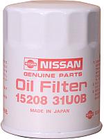 Масляный фильтр Nissan 1520831U0B -