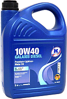 Моторное масло Kuttenkeuler Galaxis Diesel 10W40 / 300804 (5л) -