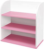 Стеллаж Polini Kids Sky 811  (розовый) -