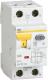 Дифференциальный автомат IEK АВДТ 32 C40 30мА / MAD22-5-040-C-30 -