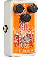 Педаль электрогитарная Electro-Harmonix Flatiron Fuzz Op-Amp Powered Fuzz -