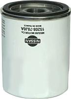 Масляный фильтр Nissan 1520870J0A -