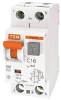 Дифференциальный автомат TDM SQ0205-0010 -
