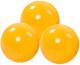 Шары для сухого бассейна Misioo №25 (50шт, Mustard) -