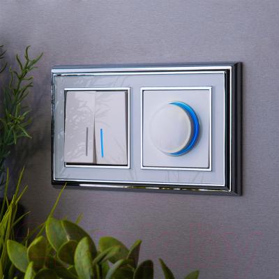 Диммер Werkel WL01-DM600-LED /a041383 (белый)