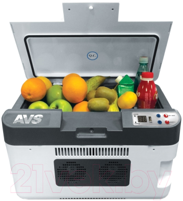 Автохолодильник AVS CC-24WBC (24л)