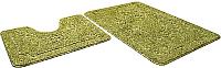 Набор ковриков Shahintex Эко 45x71/45x43 (салатовый) -
