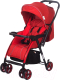 Детская прогулочная коляска Babyhit Floret (Red Linen) -