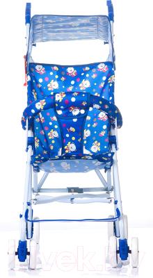 Детская прогулочная коляска Babyhit Flip (синий)