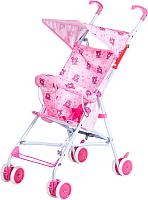 Детская прогулочная коляска Babyhit Flip (розовый) -