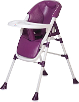 Стульчик для кормления Babyhit Pancake (Purple) -