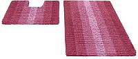 Набор ковриков Shahintex Multimakaron 60x90/60x50 (розовый) -