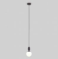 Потолочный светильник Евросвет Bubble Long 50158/1 (черный) -