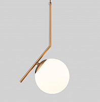 Потолочный светильник Евросвет Frost Long 50160/1 (латунь) -