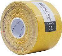 Кинезио тейп Tmax Extra Sticky Yellow / 423174 (желтый) -