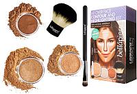 Набор декоративной косметики Bellapierre Contour Kit тон Dark -