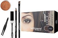 Набор декоративной косметики Bellapierre Eye & Brow Complete Kit тон Marrone -
