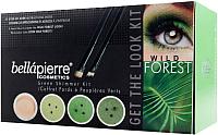 Набор декоративной косметики Bellapierre Get the Look Kit тон Wild Forest -