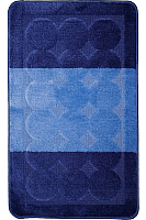 Коврик для ванной Maximus Edremit 2582 (60x100, темно-синий) -