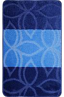 Коврик для ванной Maximus Erdek 2582 (50x80, темно-синий) -