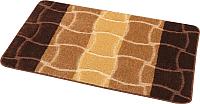 Коврик для ванной Maximus Sariyer 2518 (50x80, коричневый) -