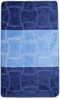 Коврик для ванной Maximus Sariyer 2582 (50x80, темно-синий) -
