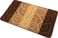 Коврик для ванной Maximus Sile 2518 (60x100, коричневый) -
