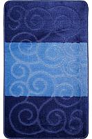 Коврик для ванной Maximus Sile 2582 (60x100, темно-синий) -
