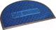 Коврик грязезащитный Shahintex МХ10S 45x75 (синий) -