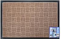 Коврик грязезащитный Shahintex МХ10 60x90 (бежевый) -
