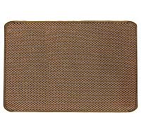 Коврик грязезащитный Shahintex Кольчуга 40x60 (терракотовый) -