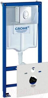 Инсталляция для унитаза GROHE Rapid SL 38750001 недорого