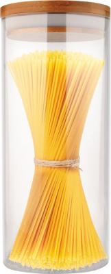 Емкость для хранения Mallony Bambu 004446