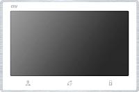 Видеодомофон CTV M4703AHD W (белый) -