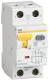 Дифференциальный автомат IEK АВДТ 32 C50 100мА / MAD22-5-050-C-100 -