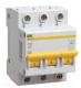 Выключатель автоматический IEK ВА 47-29 3Р 25А 4.5кА D / MVA20-3-025-D -
